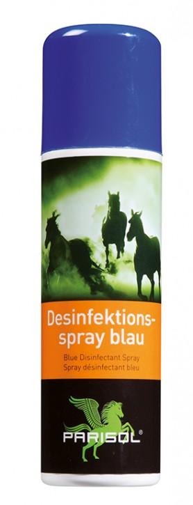 Parisol Desinfektionsspray 200 ml blau