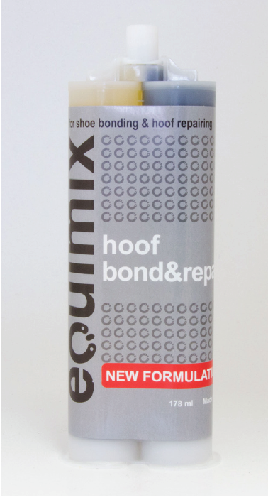 Equimix Hoof Bond&Repair transparent 178 ml Kartusche