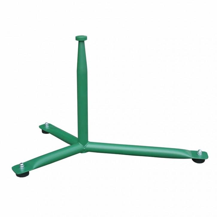 Hufbock Hufbeschlagbock Stahlrohr grün