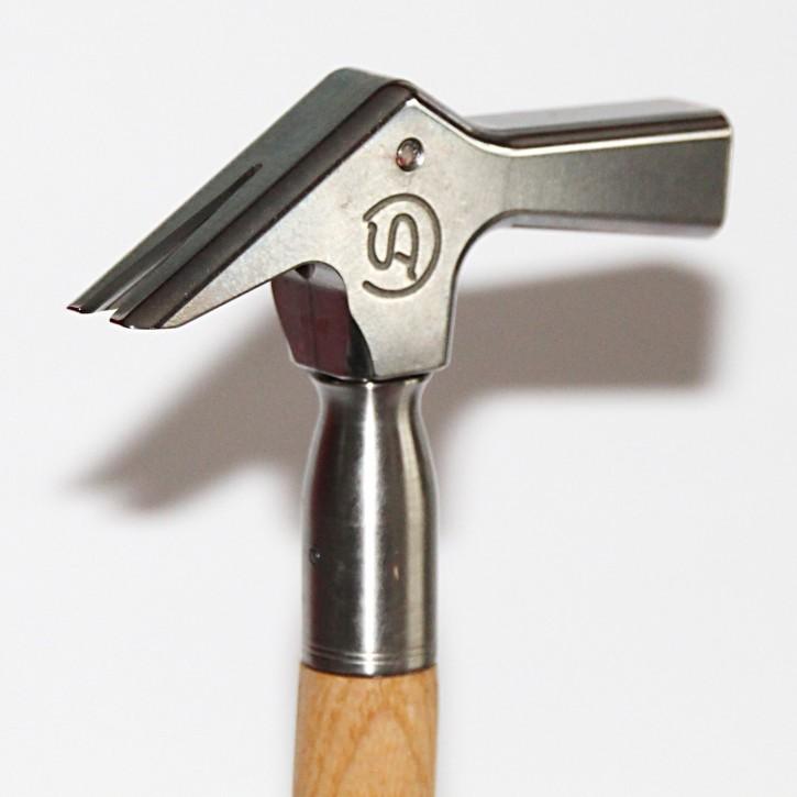 Hufbeschlaghammer Double S 150g/6oz