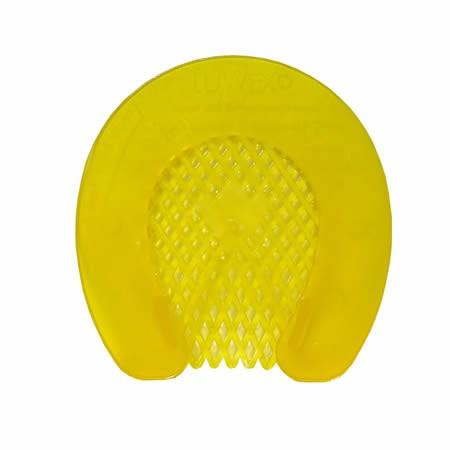 Luwex Keilhufeinlagen geschlossen 3-4 gelb