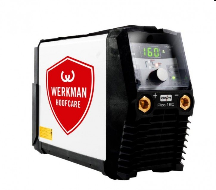 Werkman Schweißgerät Stahl & Alu