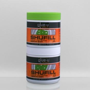 Hufpolster glue-u SHUFILL Grün A35 Medium