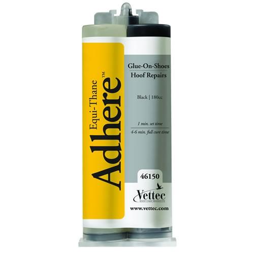 Vettec Adhere Hufkleber 160 ml schwarz