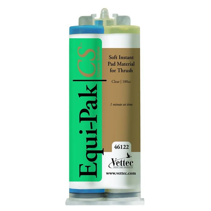 Vettec Equi-Pak CS weiches Hufpolster 160 ml grün