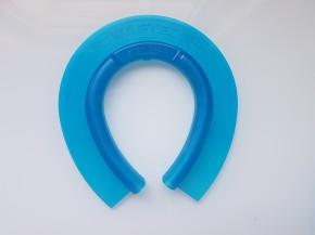 Antischneeeinlage Hufgrip WASTEO blau vorn